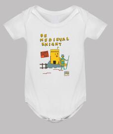 ser caballero medieval | ropa para bebés