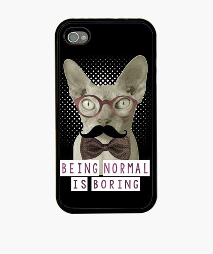 Funda iPhone ser normal es aburrido
