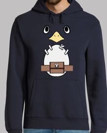 ser un hombre prinny dood hoodie