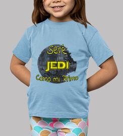 Seré Jedi como mi Primo niños