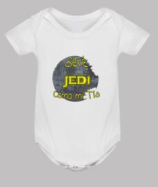 Seré Jedi Como mi tía bebe
