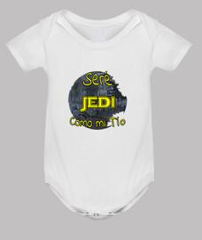 Seré Jedi como mi Tio bebe