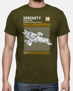Serenity Service and Repair Manual