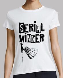 serial winner badminton