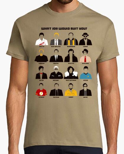 T-shirt serie tv