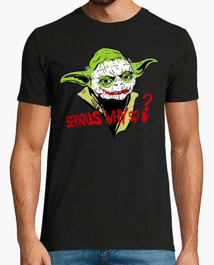 Camiseta Serious why so?