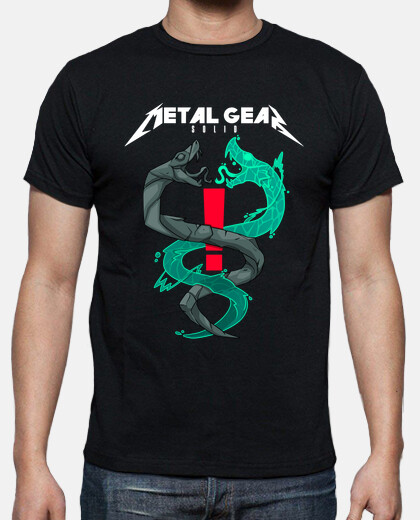 serpenti gemelli-metalgearsolid-metallica