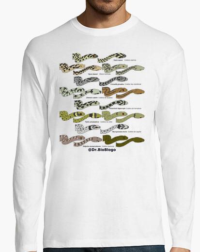T-shirt Serpenti iberici parte 1