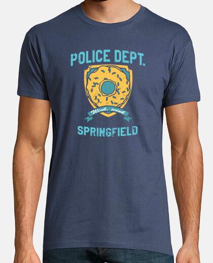 service de police de springfield
