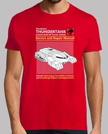 servicio thundertank y manual de reparaciones