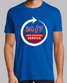 Servicio Web Scraping 24 horas