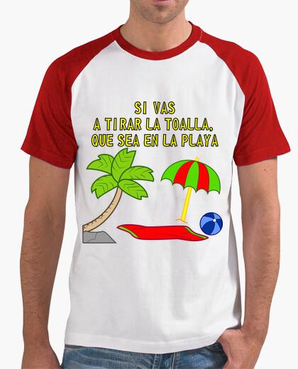 Tee-shirt serviette