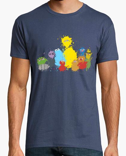 Camiseta Sesame Splash