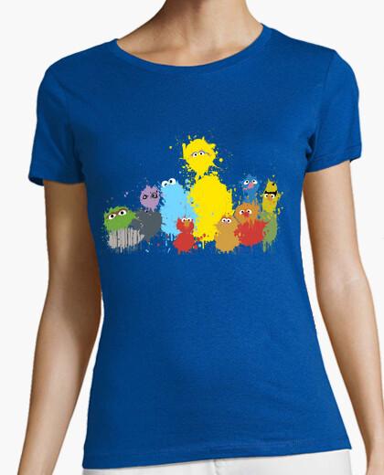 T-shirt sesame spruzzi