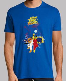 Sesame Street Fighters