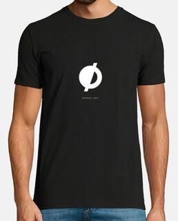 {set vuoto} - maglietta nera