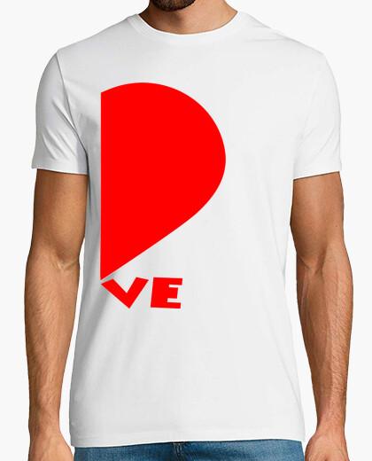 Camiseta Set x2 parejas 1/2 Amor