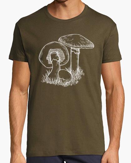 Camiseta Setas