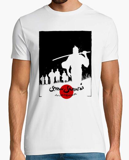 Camiseta Seven Samurai