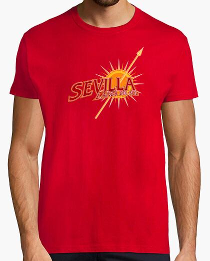 Camiseta Sevilla - Lanza del Sol - chico