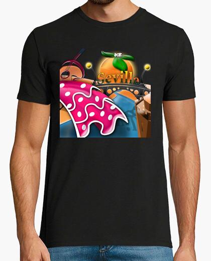 Camiseta Sevilla Chico