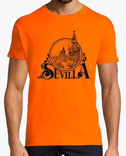 Camiseta Sevilla Monumental