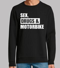 sex drugs motorbike