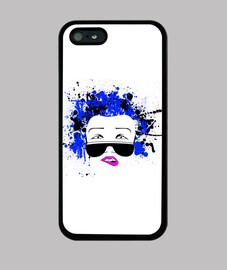 Sexy Face Azul