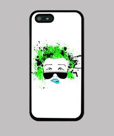 Sexy Face verde