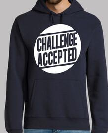 sfida accettata (bianco)