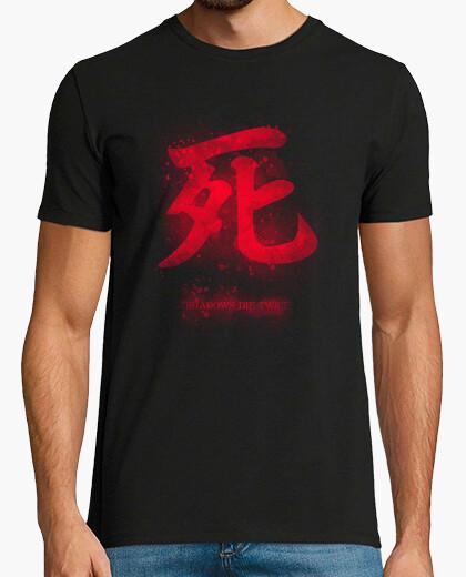 Shadow die twice t-shirt