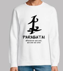 Shadowhunters: Parabatai Rune (Black)