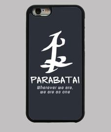 Shadowhunters: Parabatai Rune (White)