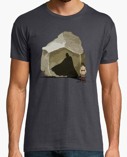 Shadows of the future (anakin) t-shirt