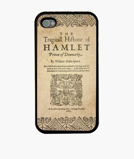 Coque iPhone shakespeare, hameau 1603
