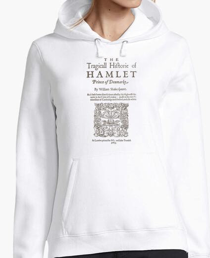 Sudadera Shakespeare, Hamlet 1603