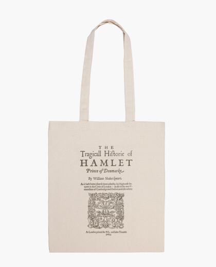 Bolsa Shakespeare, Hamlet 1603 (light T)