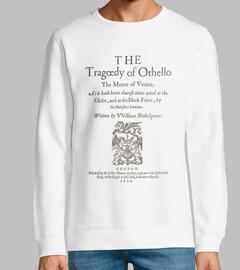 Shakespeare, Othello 1622 (light Tees)