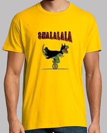 SHALALALA Hombre