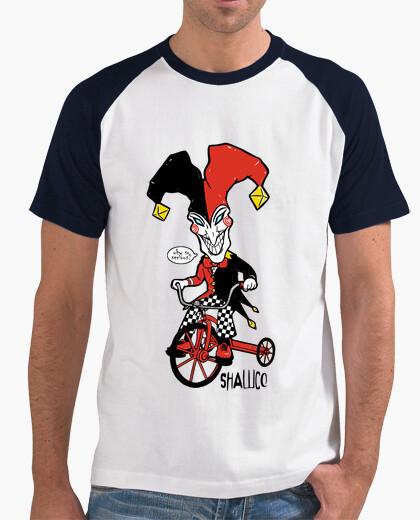 T-shirt shawco - di sesso maschile 2