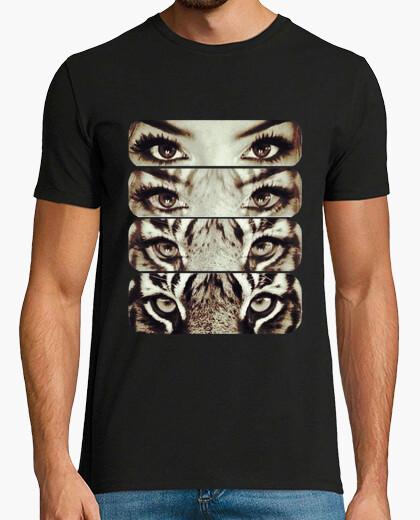 Camiseta SHE TIGER (BLACK)