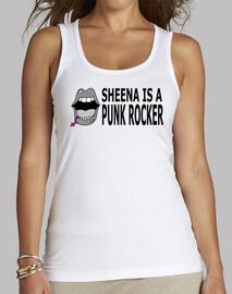 sheena est un punk rocker