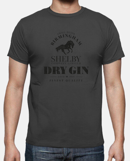 shelby dry gin