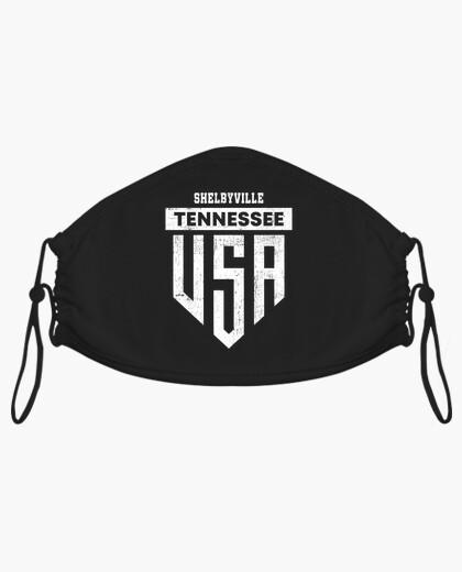 Mascarilla Shelbyville Tennessee