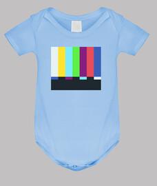 sheldon cooper - barres de couleurs tv