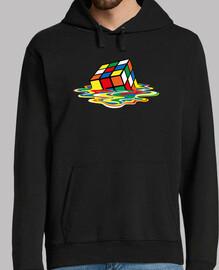 sheldon cooper - rubik cube fondu