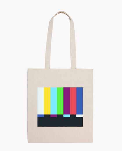 Borsa sheldon cooper - tv color barre