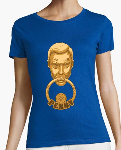 Camiseta Sheldon Knocker (dorado)