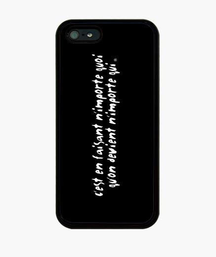 Funda iPhone shell iphone protectora y 5 (Rémi Gaillard)