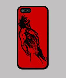 shengeki aucun kyojin diffèrent iphone5 case